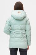Оптом Куртка зимняя MTFORCE бирюзового цвета 2080Br в Екатеринбурге, фото 6