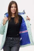 Оптом Куртка зимняя MTFORCE бирюзового цвета 2080Br в Екатеринбурге, фото 10