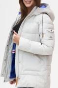 Оптом Куртка зимняя MTFORCE светло-серого цвета 2080SS в Екатеринбурге, фото 10