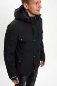 Оптом Горнолыжная куртка мужская MTFORCE черного цвета 2088Ch в Екатеринбурге, фото 6