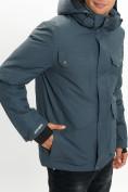 Оптом Горнолыжная куртка мужская MTFORCE темно-серого цвета 2088TC в Екатеринбурге, фото 13