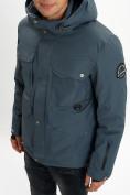 Оптом Горнолыжная куртка мужская MTFORCE темно-серого цвета 2088TC в Екатеринбурге, фото 14