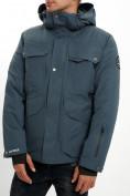 Оптом Горнолыжная куртка мужская MTFORCE темно-серого цвета 2088TC в Екатеринбурге