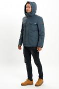 Оптом Горнолыжная куртка мужская MTFORCE темно-серого цвета 2088TC в Екатеринбурге, фото 8
