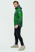 Оптом Ветровка подростковая MTFORCE зеленого цвета 2102Z в Екатеринбурге, фото 8