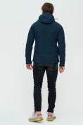 Оптом Ветровка мужская MTFORCE темно-синего цвета 2105TS в Екатеринбурге, фото 13