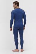 Оптом Термобелье мужское синего цвета 2205S, фото 4