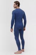 Оптом Термобелье мужское синего цвета 2205S, фото 6