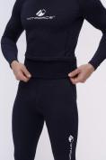 Оптом Термобелье мужское темно-синего цвета 2205TS, фото 12
