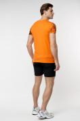 Оптом Подростковая футболка оранжевого цвета 220036O в Екатеринбурге, фото 6