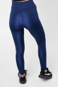 Оптом Леггинсы женские темно-синего цвета 22092TS в Екатеринбурге, фото 6