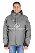 Интернет магазин MTFORCE.ru предлагает купить оптом куртка мужская темно-серого цвета 23019TC по выгодной и доступной цене с доставкой по всей России и СНГ