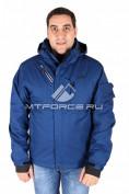 Интернет магазин MTFORCE.ru предлагает купить оптом куртка мужская синего цвета 23019S по выгодной и доступной цене с доставкой по всей России и СНГ