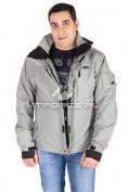 Интернет магазин MTFORCE.ru предлагает купить оптом куртка мужская серого цвета 23019Sr по выгодной и доступной цене с доставкой по всей России и СНГ