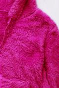 Оптом Плюшевая толстовка худи детская 21304R, фото 4