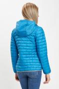 Оптом Стеганная куртка синего цвета 33315S в Екатеринбурге, фото 7