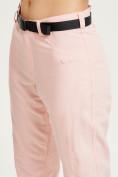 Оптом Спортивные брюки Valianly женские розового цвета 33419R в Екатеринбурге, фото 6