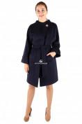 Интернет магазин MTFORCE.ru предлагает купить оптом пальто женское темно-синего цвета 380TS по выгодной и доступной цене с доставкой по всей России и СНГ