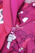 Оптом Комбинезон детский розовый 8802R в Екатеринбурге, фото 5