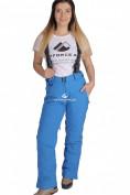 Интернет магазин MTFORCE.ru предлагает купить оптом брюки горнолыжные женские синего цвета 403-1S по выгодной и доступной цене с доставкой по всей России и СНГ