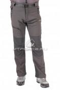 Интернет магазин MTFORCE.ru предлагает купить оптом брюки виндстопер мужские серого цвета 413Sr по выгодной и доступной цене с доставкой по всей России и СНГ