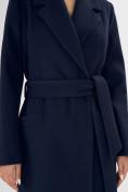 Оптом Пальто демисезонное темно-синего цвета 41803TS в Екатеринбурге, фото 10