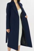 Оптом Пальто демисезонное темно-синего цвета 41803TS в Екатеринбурге, фото 11