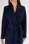 Оптом Пальто демисезонное темно-синего цвета 41803TS в Екатеринбурге, фото 7