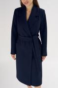 Оптом Пальто демисезонное темно-синего цвета 41803TS в Екатеринбурге, фото 8