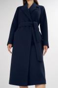 Оптом Пальто демисезонное темно-синего цвета 41803TS в Екатеринбурге, фото 9