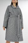 Оптом Пальто демисезонное серого цвета 42115Sr в Екатеринбурге, фото 6