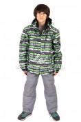 Интернет магазин MTFORCE.ru предлагает купить оптом костюм горнолыжный  для мальчика зеленого  цвета 421Z по выгодной и доступной цене с доставкой по всей России и СНГ