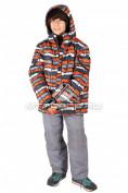 Интернет магазин MTFORCE.ru предлагает купить оптом костюм горнолыжный  для мальчика оранжевого  цвета 421O по выгодной и доступной цене с доставкой по всей России и СНГ
