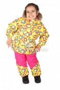 Интернет магазин MTFORCE.ru предлагает купить оптом костюм горнолыжный  детский желтого цвета 604J по выгодной и доступной цене с доставкой по всей России и СНГ