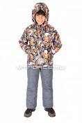 Интернет магазин MTFORCE.ru предлагает купить оптом костюм горнолыжный  для мальчика оранжевого цвета 6103O по выгодной и доступной цене с доставкой по всей России и СНГ