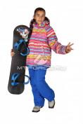 Интернет магазин MTFORCE.ru предлагает купить оптом костюм горнолыжный  девочки розового цвета 703R по выгодной и доступной цене с доставкой по всей России и СНГ