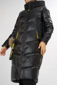 Оптом Куртка зимняя черного цвета 72169Ch в Екатеринбурге, фото 11