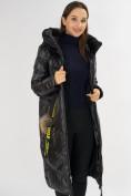 Оптом Куртка зимняя черного цвета 72169Ch в Екатеринбурге, фото 13