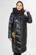 Оптом Куртка зимняя черного цвета 72169Ch в Екатеринбурге, фото 6