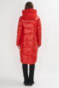 Оптом Куртка зимняя красного цвета 72169Kr в Екатеринбурге, фото 3