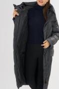 Оптом Куртка зимняя болотного цвета 72185Bt в Екатеринбурге, фото 12