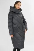 Оптом Куртка зимняя болотного цвета 72185Bt в Екатеринбурге, фото 6