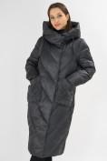 Оптом Куртка зимняя болотного цвета 72185Bt в Екатеринбурге, фото 7