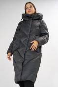 Оптом Куртка зимняя болотного цвета 72185Bt в Екатеринбурге, фото 9