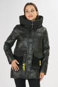 Оптом Куртка зимняя болотного цвета 7389Bt в Екатеринбурге, фото 7
