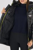 Оптом Куртка зимняя черного цвета 7501Ch в Екатеринбурге, фото 19