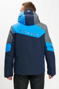 Оптом Горнолыжная куртка мужская синего цвета 77013S в Екатеринбурге, фото 8