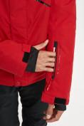 Оптом Горнолыжная куртка мужская красного цвета 77014Kr в Екатеринбурге, фото 11