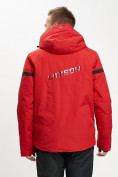 Оптом Горнолыжная куртка мужская красного цвета 77014Kr в Екатеринбурге, фото 9