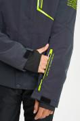Оптом Горнолыжная куртка мужская темно-серого цвета 77014TC в Екатеринбурге, фото 8